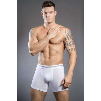 Click to view product details and reviews for Jockey Usa Originals Cotton Stretch Boxer Trunk 3 Pack.