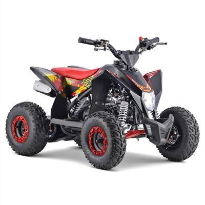 FunBikes 70cc T-Max Red Kids Quad Bike