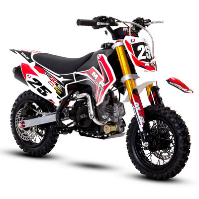 M2R Racing 50R 50cc 62cm Automatic Mini Pit Bike