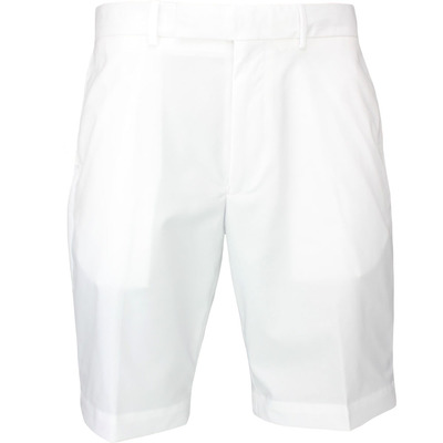 RLX Golf Shorts Classic Fit Pure White SS17