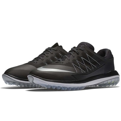 Nike Golf Shoes - Lunar Control Vapor - Black - Silver 2017