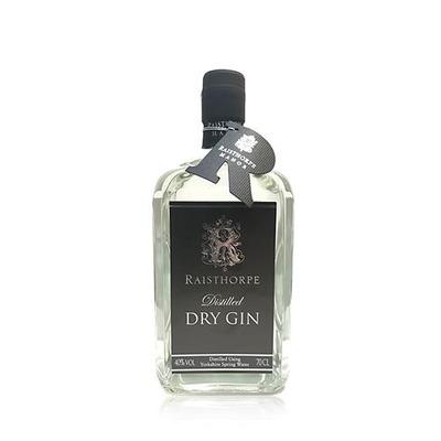Raisthorpe Distilled Dry Gin 70cl