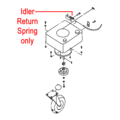 Click to view product details and reviews for Dr Replacement Spring Idler Return Dr120891.