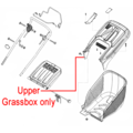 Click to view product details and reviews for Al Ko Lawnmower Grassbag Upper Box 46346640.