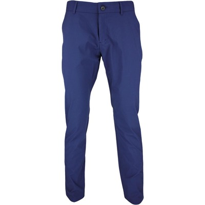 KJUS Golf Trousers INACTION PANT Atlanta Blue SS17