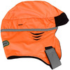 Click to view product details and reviews for High Vis Orange Safety Helmet Liner.