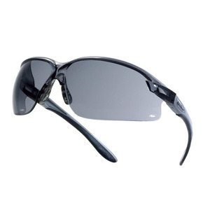 Bolle Axis Smoke Safety Glasses