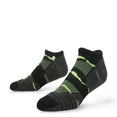 Stance Golf Socks Pitching Low Black Volt 2017
