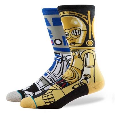 Stance Star Wars Socks Droid Single Pair 2017