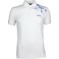 Hugo Boss Golf Shirt - Paule Pro 1 - Training White PF17