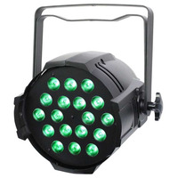 LED Parcan RGBW 40 Degree 18x 8 Watt