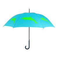 Dolphin Walking Stick Style Umbrella