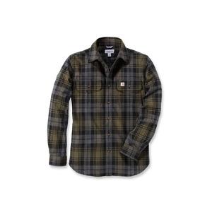 Carhartt Hubbard Slim Fit Flannel Shirt