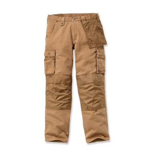 Carhartt Washed Canvas Multipocket Work Trouser