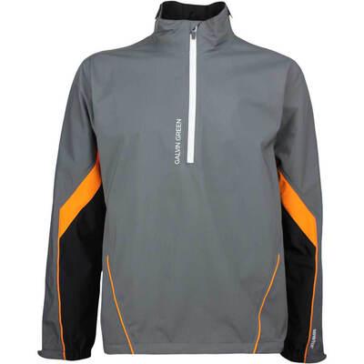 Galvin Green Waterproof Golf Jacket - ARMANDO Paclite - Iron Grey 2018