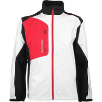 Galvin Green Waterproof Golf Jacket - Angelo Paclite - Snow AW18