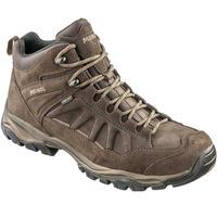 Meindl Nebraska Mens Mid GoreTex Walking Boots, Mahogony, 9