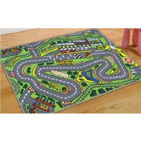 Formula 1, Racing Play Mat 80 x 120 cm