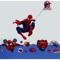Spiderman, Maxi Wall Sticker Set