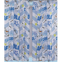 Disney Frozen Olaf Curtains 72s