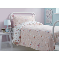Sabrina Ballerina, Girls Single Bedding