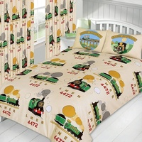 Little Flying Scotsman Single Bedding