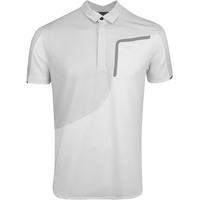 Galvin Green Golf Shirt - Morty - White AW19