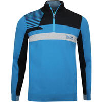 BOSS Golf Jumper - Zelchior Pro - Lyons Blue FA19