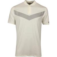 Nike Golf Shirt - TW Vapor Reflective Blade - Sail AW19
