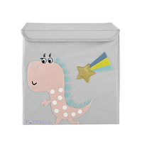 Pink Dinosaur Storage Box