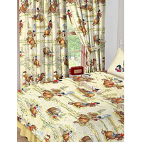 Thelwell Horse Curtains 72s - Trophy