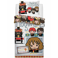 Harry Potter Single Duvet - Ticket To School