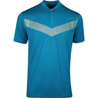 Nike Golf Shirt - TW Vapor Reflective Blade - Green Abyss AW19