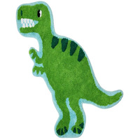 Roarsome Dinosaur T-Rex Shaped Rug