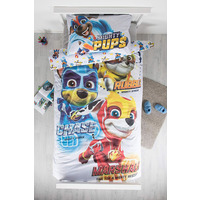 Paw Patrol Single Duvet Set - Super
