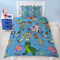 Toy Story 4 Single Bedding Set - Rescue