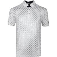 adidas Golf Shirt - Ultimate BOS Polo - White - Collegiate Navy SS20