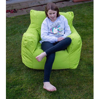 Large Outdoor Bean Chair - Green