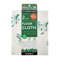 Maistic - Microplastic-Free Floor Cloth (2pack)