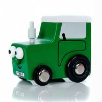 Tractor Ted Mini Wooden Tractor Toy