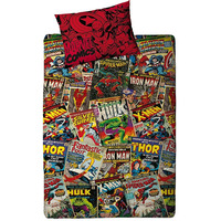 Marvel Comics, Single Bedding