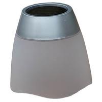 Solar LED Tumbler Table Light - Silver