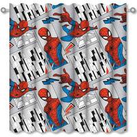 Spiderman Curtains - Flight
