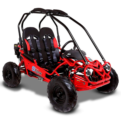 FunBikes Shark RV50 156cc Red Mini Off Road Buggy