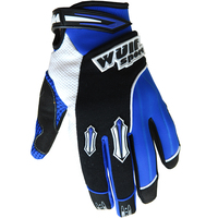 Kids Clothing & Protection Wulfsport Stratos Gloves Blue