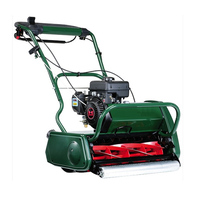 Allett Kensington 17K Self-Propelled Petrol Cyclinder Mower