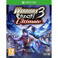 XBOXONE > Fighting Warriors Orochi 3 Ultimate