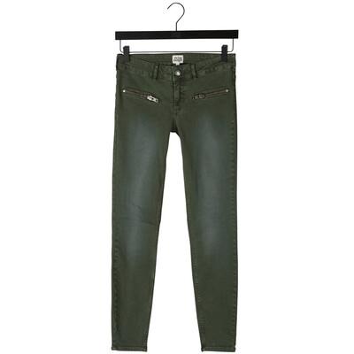 Sid Ankle Jeans - Khaki