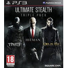 Image of Ultimate Stealth Triple Pack (Thief, Hitman Absolution, Deus Ex Human Revolution) [PS3]