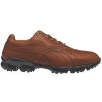 Puma Titan Tour Golf Shoes Brown-Mustang AW15